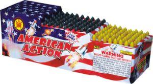 152s Saturn Missiles 1.4G Consumer Fireworks (KL8007)