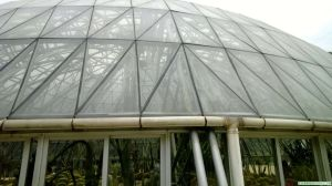 Dome Integrate Greenhouse