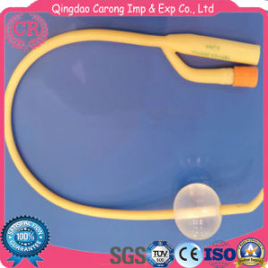 Urine Disposable Foley Catheter with Ce pictures & photos