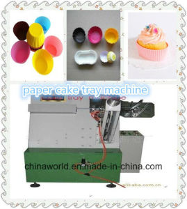 China Supplier of Paper Cake Tray Making Machine pictures & photos