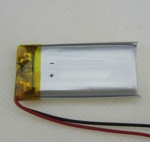 Lipo Battery 3.7V 180mAh for Bluetooth Battery pictures & photos