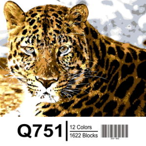 New Tiger DIY Painting by Numbers pictures & photos