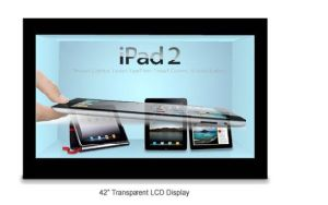 42inch IR Touch Transparent LCD Display pictures & photos