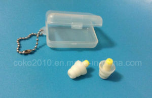High-End Noise Canceling Silicone Gel Earplug for Musician pictures & photos