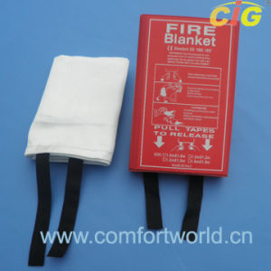 Fire Resistant Blanket (SGFJ03823) pictures & photos