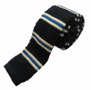 Men′s Fashionable 100% Polyester Knitted Tie (DSCN2103) pictures & photos
