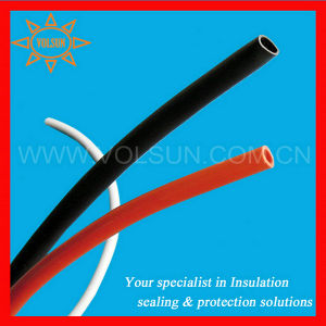 Flexible Silicone Heat Shrink Tubing pictures & photos