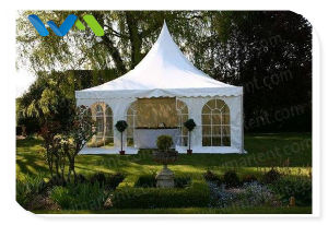 6X6m PVC Waterproof Pagoda for Sale in UK pictures & photos