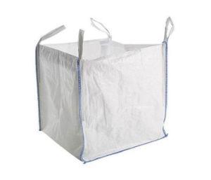White 100% New Polypropylene Jumbo Bag pictures & photos
