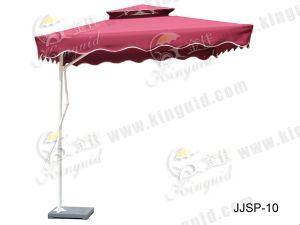 Outdoor Umbrella, Side Pole Umbrella, Jjsp-10 pictures & photos