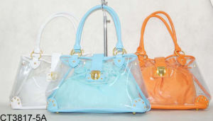 China Wholesale Handbag PU Bag New Shoulder Bag pictures & photos