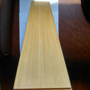 Natural Vertical Solid Bamboo Flooring UV Lacquer Smooth pictures & photos