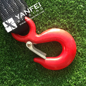 Grade 80 Eye Sling Hook for Webbing Sling pictures & photos