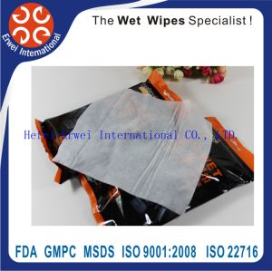 Wholesale Car Cockpit Cleaning Wet Wipes pictures & photos