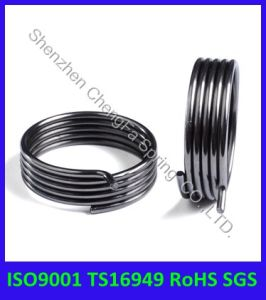 High Quality Torsion Spring with DIN 17223