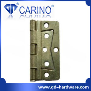 "Flush Hinge 4"" Iron (HY831) pictures & photos"