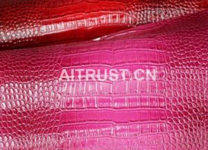 PU Synthetic Leather (for shoes, for handbags)