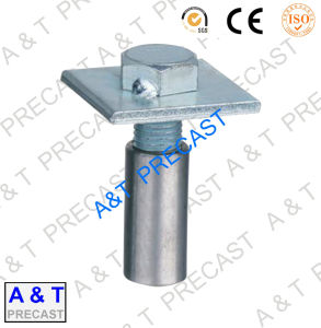 Lifting Insert / Fixing Socket with Bend Ending and Cross Bar pictures & photos
