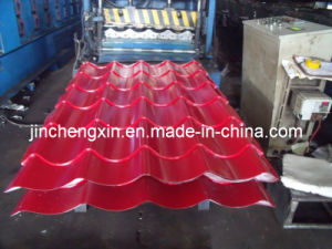 Step Tile Roofing Sheet Forming Machine pictures & photos