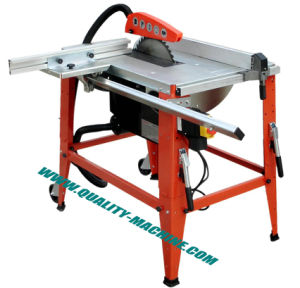 Circular saw with table