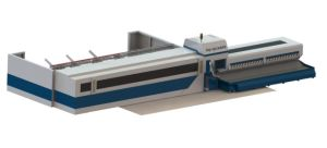 3meter 6meter Metal Tubes Fiber Laser Cutting Machine pictures & photos