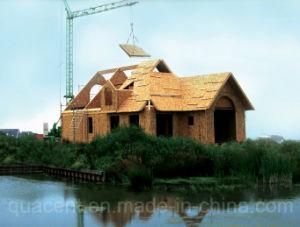 Prefab Wooden House 001