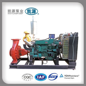 Xbc Diesel Water Pump for Irrigation Fire-Fighting pictures & photos