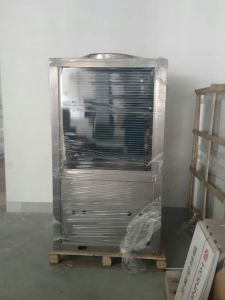 304 Stainless Steel Case Swimming Pool Air Source Heat Pump 48kw pictures & photos