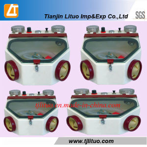 Dental Sandblasting Equipment Twin-Pen Sandblaster pictures & photos