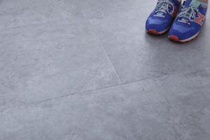 Vinyl Floor Tile/ PVC Floor Tile/ WPC pictures & photos