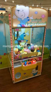 Mini Fairyland Gift Claw Game Machine for Kids pictures & photos