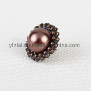 15.5mm Round Decorate Metal Brads (YL-A175)