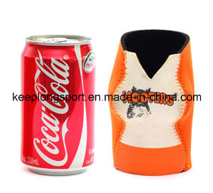 Fashionable Insluated Neoprene Beer Can Cooler, Neoprene Can Holder, Bottle Cooler pictures & photos