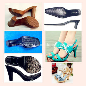 PU Resin for Shoe Sole of Woman High-Heeled Shoes Zg-P-5090/Zg-I-5320 pictures & photos