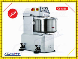 Pizza Biscuit 12.5kg Flour Dough Spiral Mixer for Bakery pictures & photos
