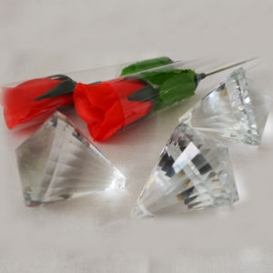 Cheap Transparent Crystal Glass Bead pictures & photos