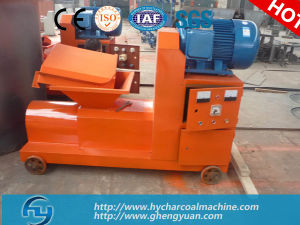 Super Quality Wood Briquette Machine for Making Charcoal pictures & photos