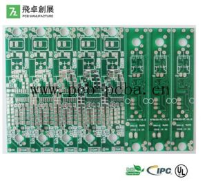 High Frequency RF PCB Board with Rogers 4350