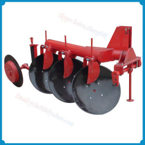 Farm Tube Disc Plow Yto Tractor Hanging Disk Plough pictures & photos