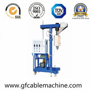 Plastic PVC Wire Cable Extruder Machinery pictures & photos