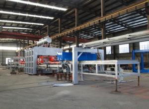 Melamine Lamination Hot Press Machine for Flooring Board pictures & photos