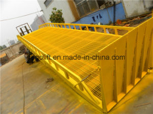 Widely Used Outdoor Yard Ramp for Sale pictures & photos
