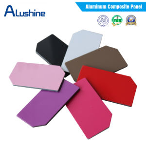 4mm Partition Board Aluminum Composite Panel pictures & photos