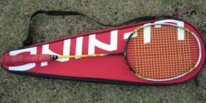 2017 Cheap Customized Leisure Badminton Racket pictures & photos