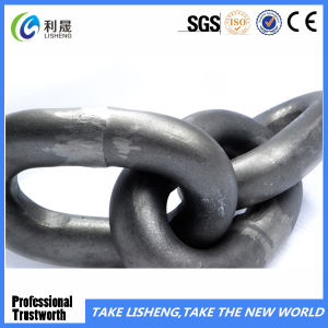 G80 High Tensile Alloy Drag Lifting Steel Link Chain pictures & photos