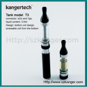 Kanger Top Selling E-Cigarette T3 pictures & photos