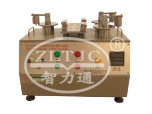 Plug Pin Abrasion Testing Machine with IEC60884-1 Fig 28 pictures & photos