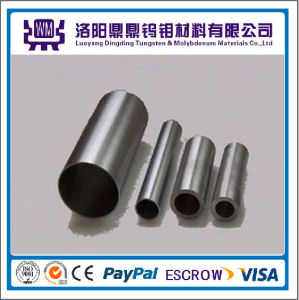 High Temperature Factory Made 99.95% Pure Molybdenum Tube, Mo Pipe for Crystal Growth Furnace pictures & photos