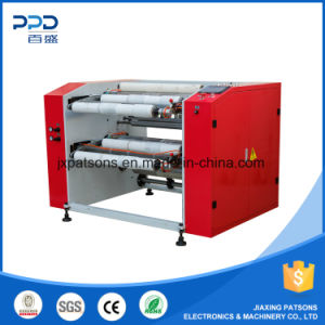 Good Quality Stretch Film 4 Shaft Auto Change Slitter&Rewinder pictures & photos