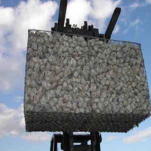 High Zinc Galvanized Gabion Box pictures & photos